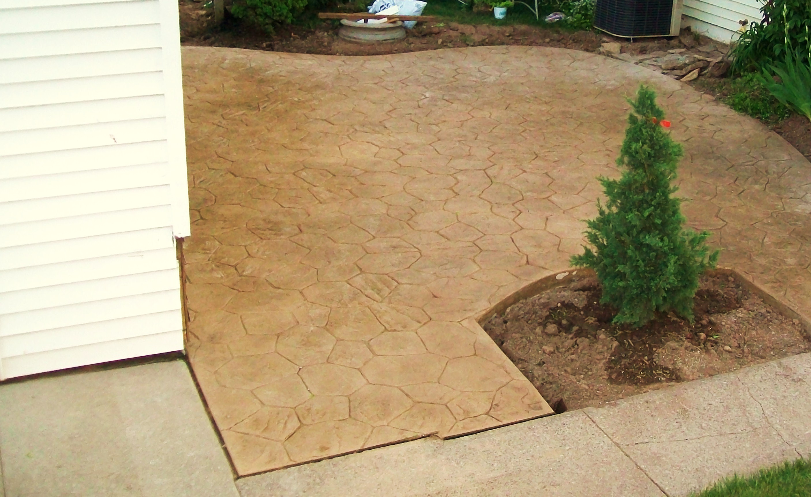 Stamped-Concrete-Patio-Neenah-WI