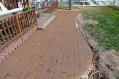 Stamped-Concrete-Walkway-Greenville-WI